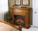 Electraflame Sussex fireplace