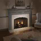 36 CF Arch II Fireplace by Fireplace Xtrordinair